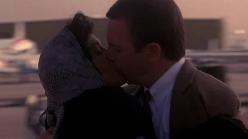 Whitney Houston, protagonista de 'El Guardaespaldas' junto a Kevin Costner