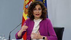 """Montero acusa a Casado de trabajar """"en contra de los intereses de España"""" en Europa"""
