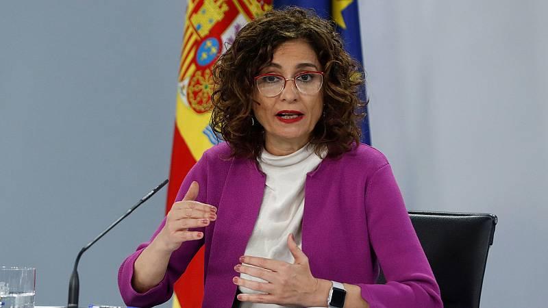 """Montero: """"Es inadmisible que el PP esté trabajando en Europa contra los intereses de España"""""""