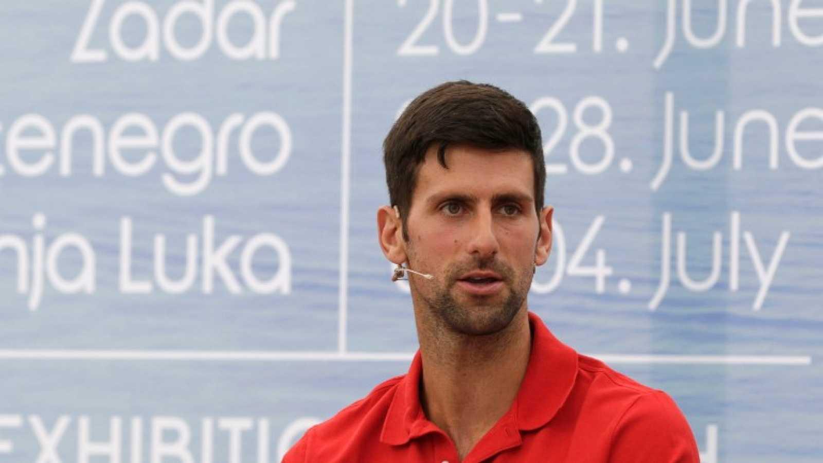 Djokovic, octavo postivo confirmado por coronavirus del 'Adria Tour'