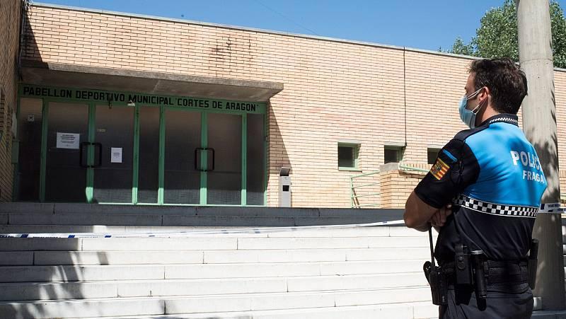 Aragón hace retroceder a Fase 2 una cuarta comarca en Zaragoza  por el brote de coronavirus
