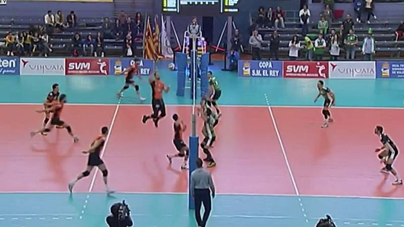 Voleibol - Copa del Rey 2013. Final: Teruel-Almería - ver ahora
