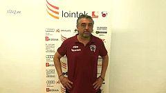 """Mario López: """"Lo es la mejor jugadora interior de la Liga"""""""