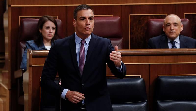 """ERC acusa al PSOE de """"vetar"""" la investigación de los GAL y Sánchez defiende el """"legado"""" de González"""