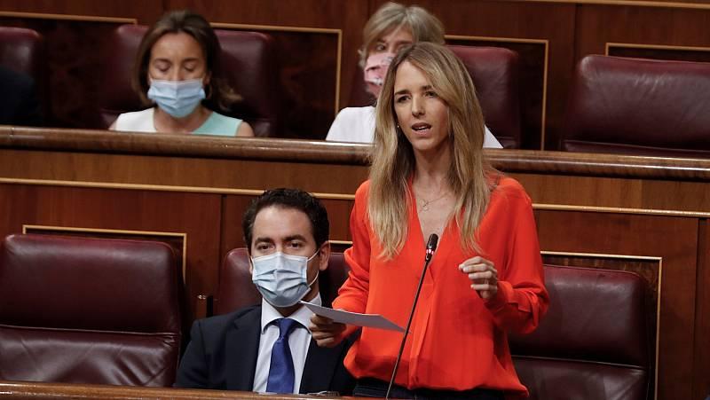 El PP vuelve a acusar al Gobierno de mentir sobre el número de muertos por Covid-19 en España