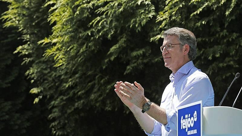 Entrevista a Alberto Núñez Feijóo, presidente de Galicia
