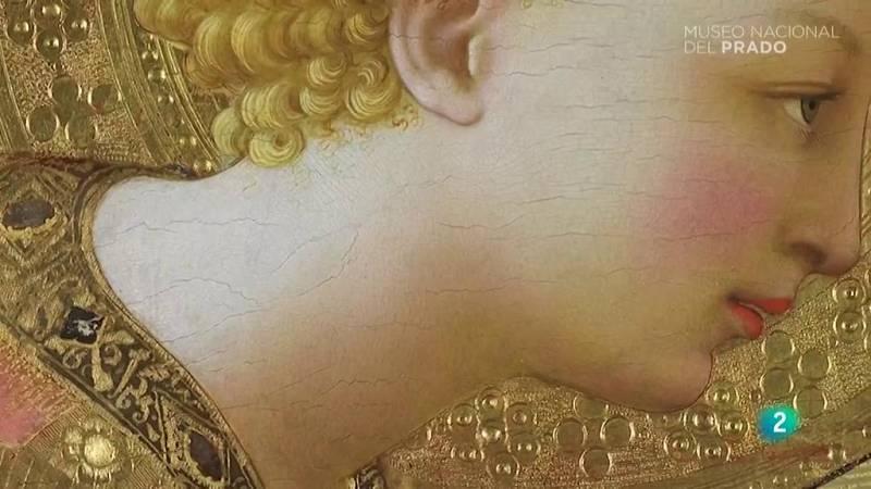 La aventura del saber Prado museo Técnica y proceso artístico: 'La Anunciación', Fray Angélico