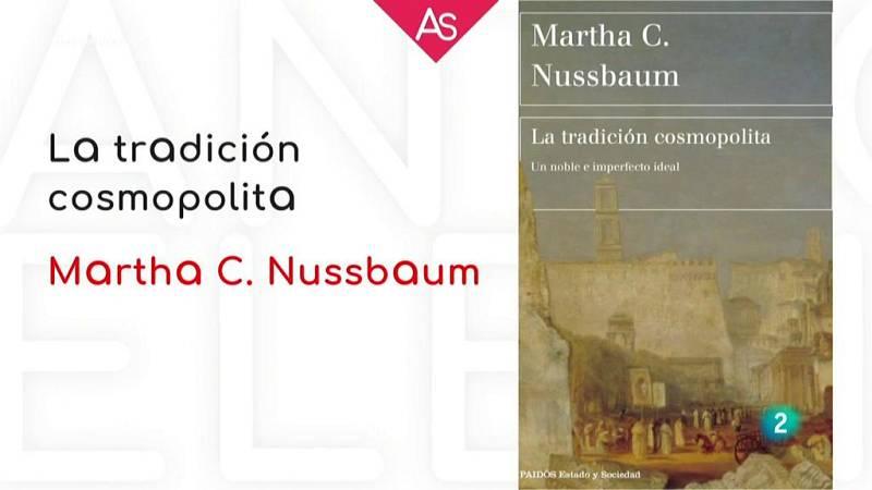 La aventura del saber Martha Nusbaum La tradición cosmopolita, un noble e imperfecto ideal