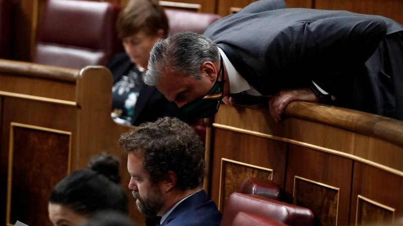 Vox pide la restitución en su puesto del coronel Pérez de los Cobos