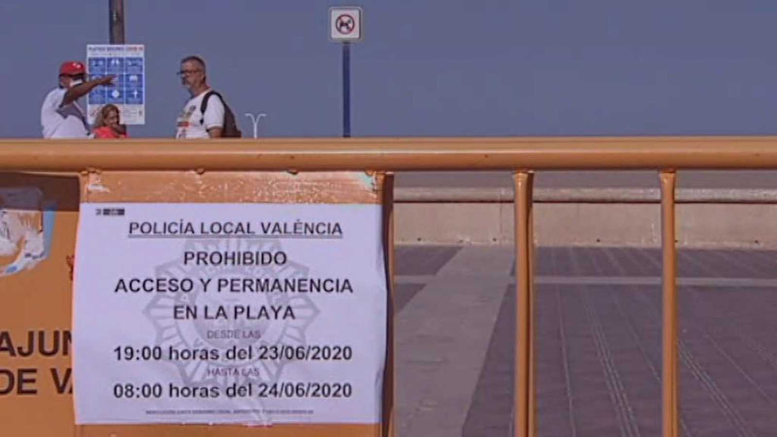 L'Informatiu - Comunitat Valenciana - 24/06/20 - ver ahora