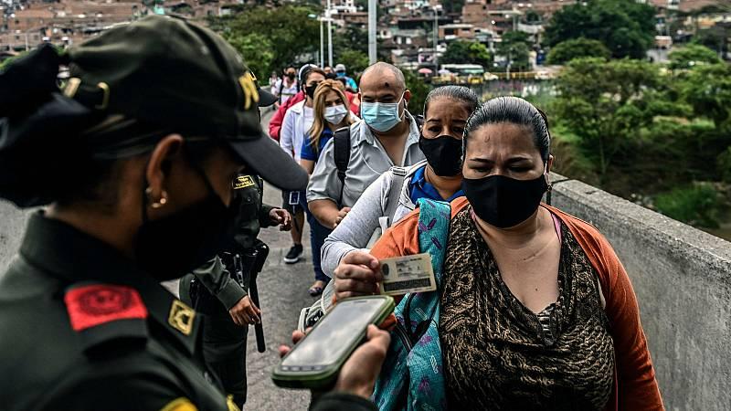 Latinoamérica flexibiliza las medidas del coronavirus tras situarse como foco de la epidemia