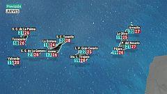El tiempo en Canarias - 24/06/2020