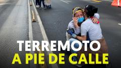 Así se sintió el terremoto en México, en plena pandemia de coronavirus