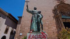 ¿Quién fue Junípero Serra, la imagen que atacan a ambos lados del Atlántico en las protestas antirracistas?