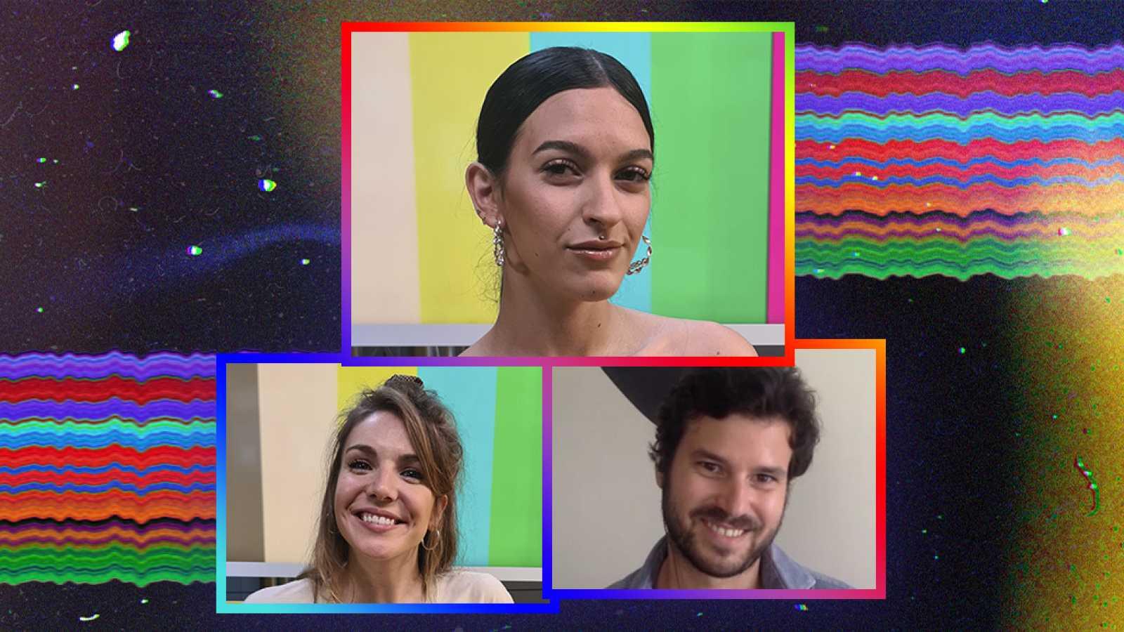 OK Playz - OK Playz con Cherry Massia, Guillermo Bárcenas e Inés Hernand