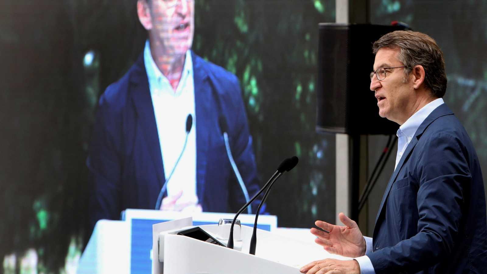 Feijóo revalidaría la mayoría absoluta en Galicia con el PSdeG como segunda fuerza y Vox y Cs quedarían fuera