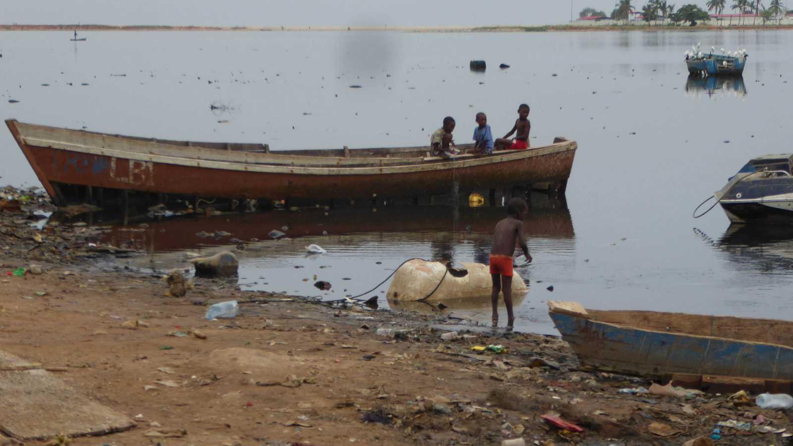 En Portada - El gran negocio de Angola - ver ahora
