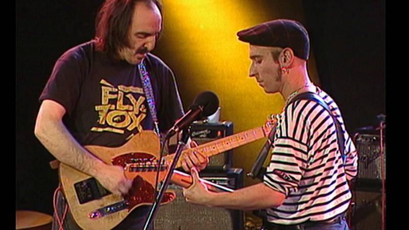 Los conciertos de Radio 3 - Fito y los Fitipaldis (1999) - ver ahora