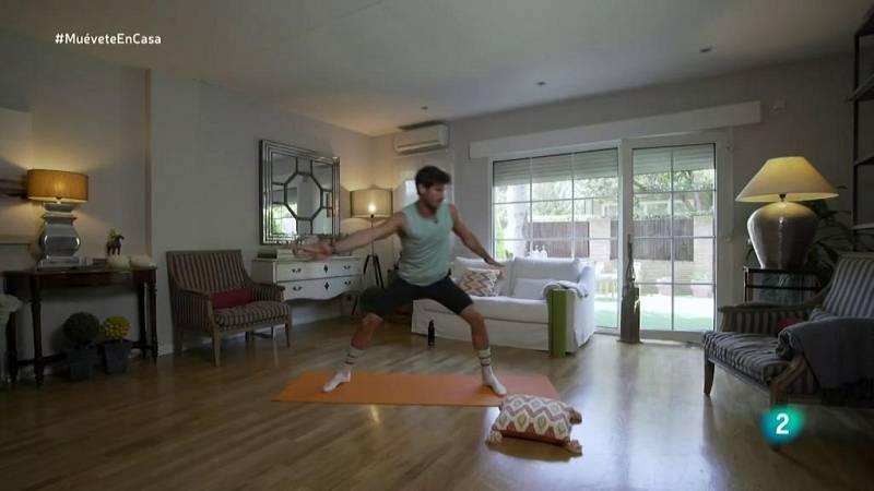 Muévete en casa - ¡Prepara el cuerpo para una clase de flexibilidad y equilibrio!