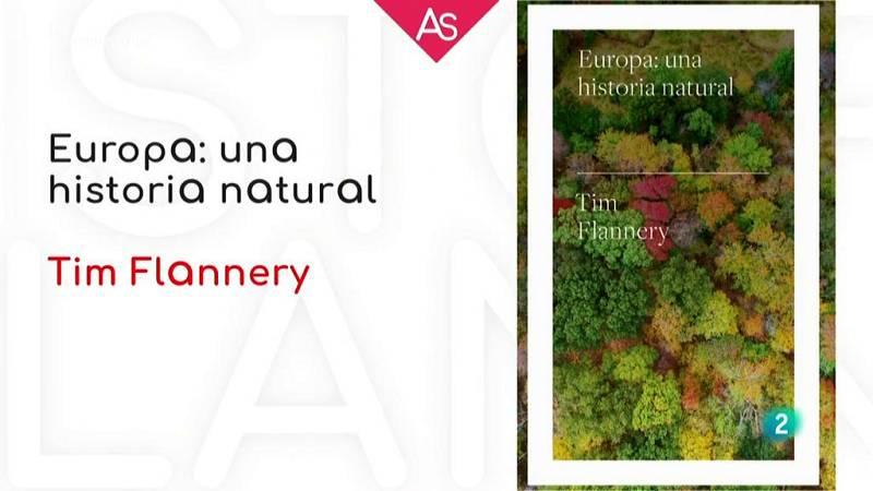 La aventura del saber Europa una historia natural Tim Flannery