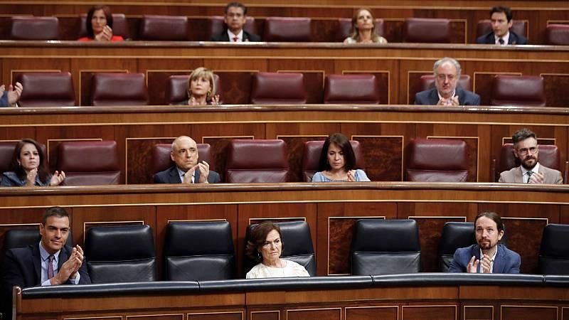 """El Congreso vota este jueves el decreto para """"la nueva normalidad"""" con las medidas para esta nueva fase y que contará con el apoyo del PP"""