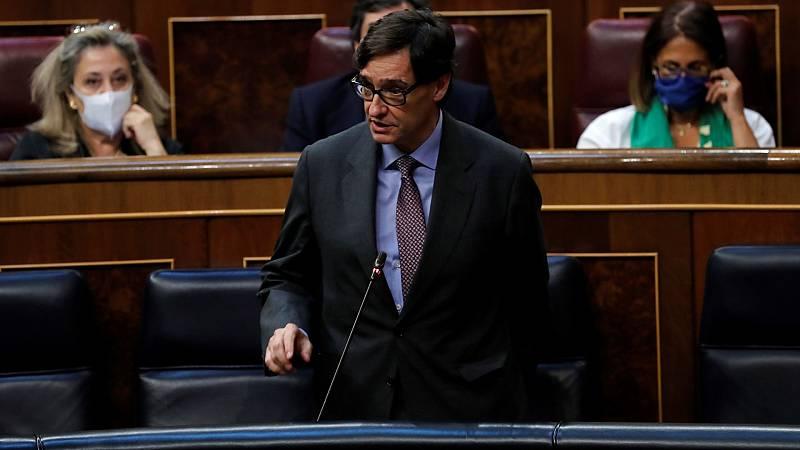 El Gobierno saca adelante el decreto de nueva normalidad con el apoyo de PP, Cs y PNV