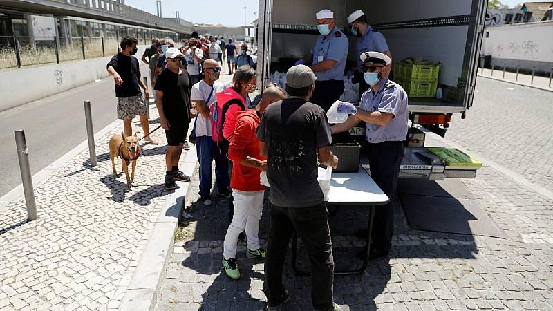 Portugal trata de contener los rebrotes de coronavirus