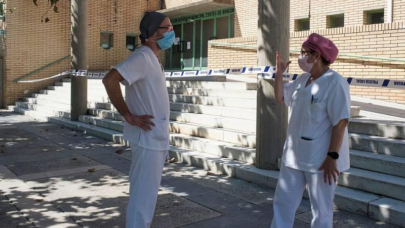 Sanidad ve preocupantes algunos rebrotes como el de Aragón