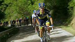Ciclismo - Vuelta a España 2012. 14ª etapa: Palas del Rey - Ancares