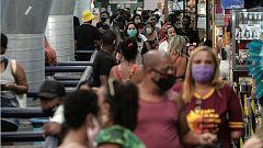 """Sanidad señala que el número de casos de coronavirus en el mundo es alto: """"Los más preocupantes son EE.UU y Brasil"""""""