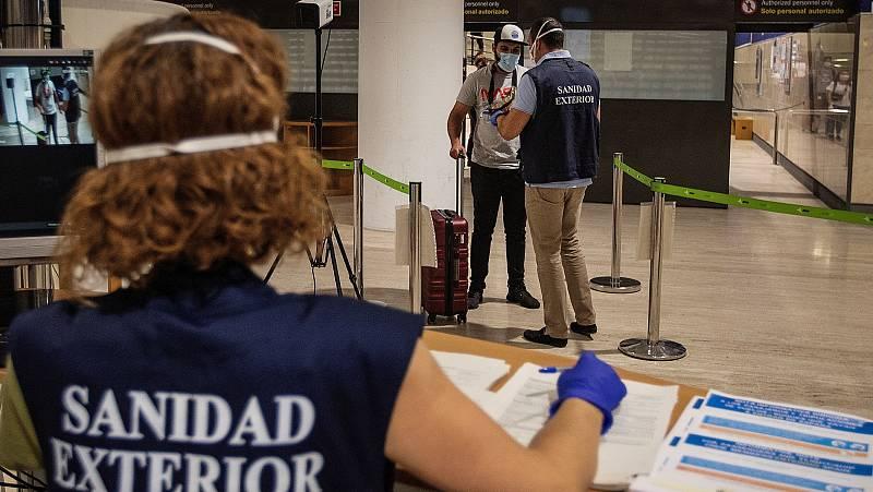 La Unión Europea busca el límite adecuado para el control de sus fronteras aéreas