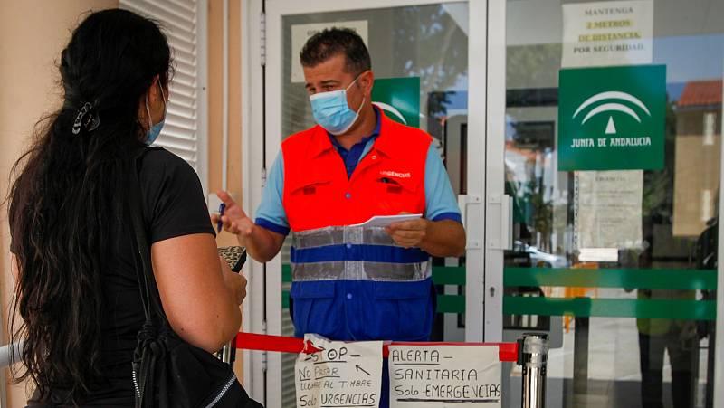 Sanidad, preocupada por una decena de brotes de coronavirus sin transmisión comunitartia