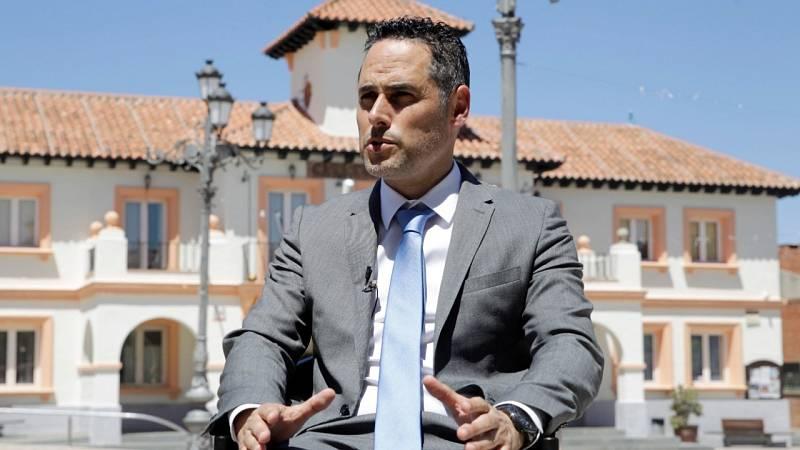 """El alcalde de Griñón reconoce sentir """"rabia"""" por ver a algunos vecinos no cumplir con las medidas de protección frente al coronavirus"""