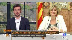 """La Consejera de Salud de la Generalitat da por hecho que habrán más rebrotes de coronavirus: """"Tenemos que estar preparados"""""""