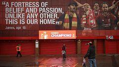 Liverpool vuelve a teñirse de 'red' 30 años después