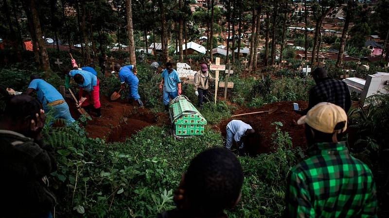 El Congo le dice adiós al penúltimo brote de ébola