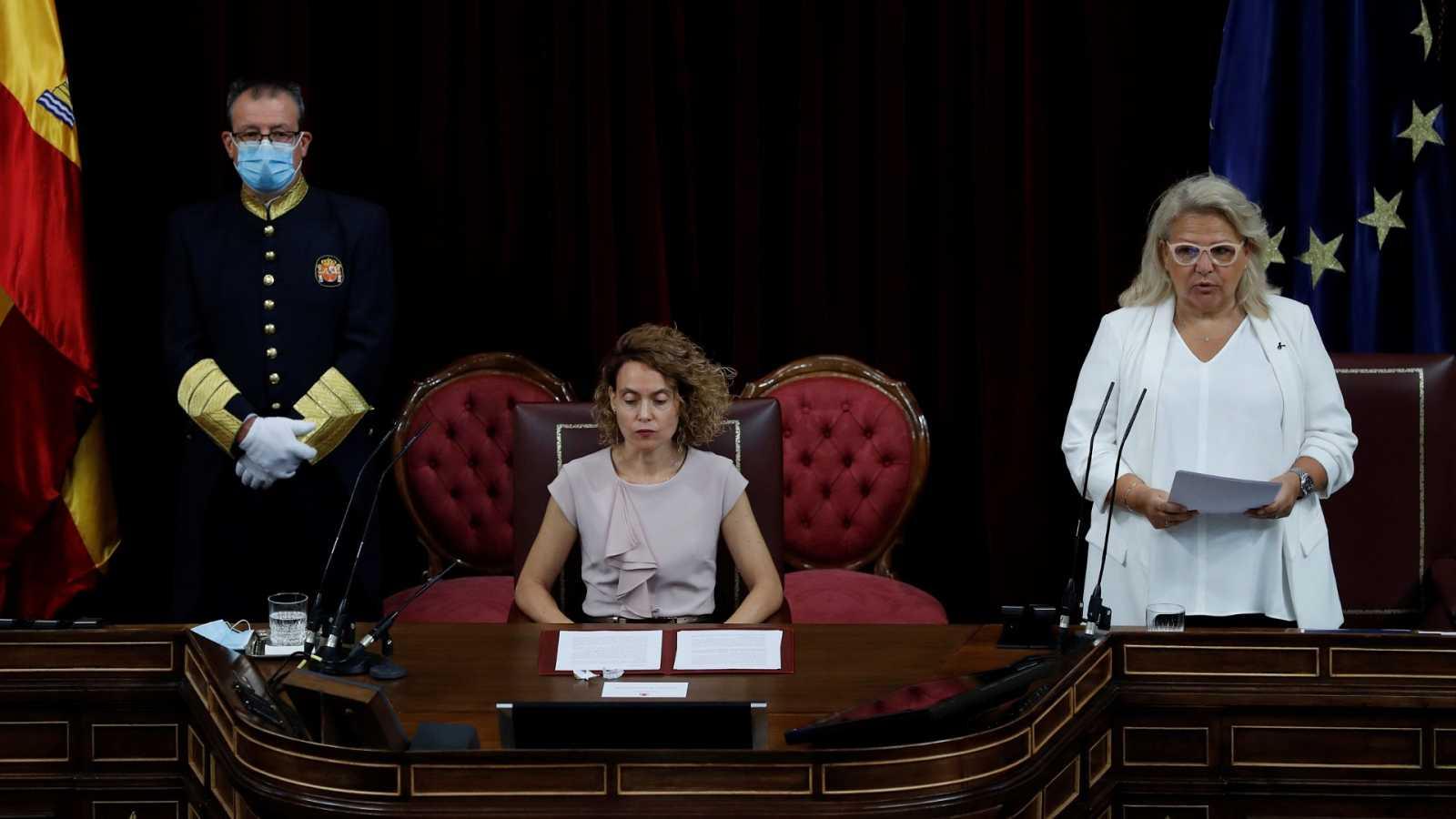 """Las víctimas piden en el Congreso que no se reconozca a Bildu como """"actor político"""""""