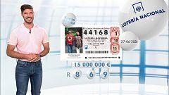 Lotería Nacional - 27/06/20