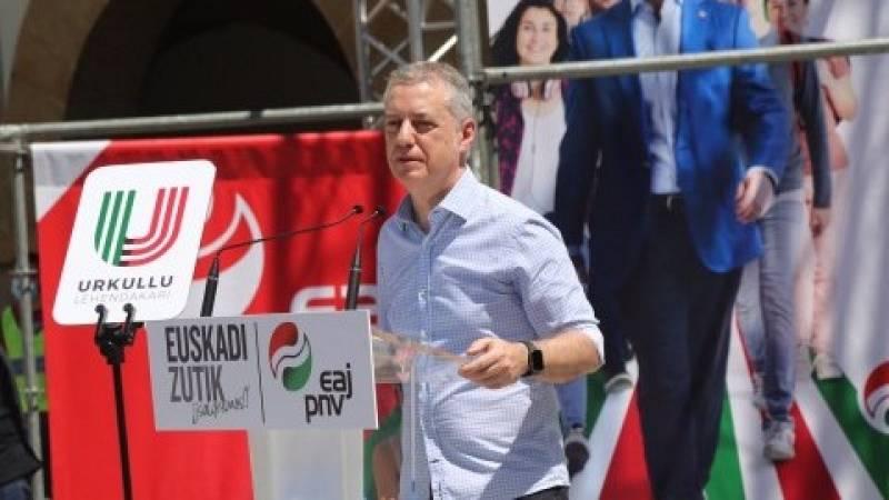 Los partidos vascos tratan de movilizar a los votantes de cara al 12-J