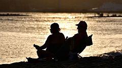 Las altas temperaturas pondrán en riesgo a Málaga y Murcia