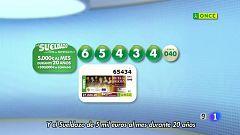 Sorteo ONCE - 27/06/20