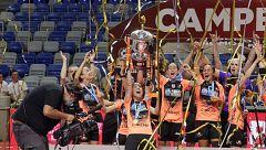 El Burela se impone al Alcorcón y logra su tercera liga femenina de fútbol sala