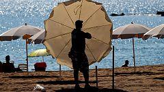 Temperaturas  superiores a 35 grados en algunos puntos de España