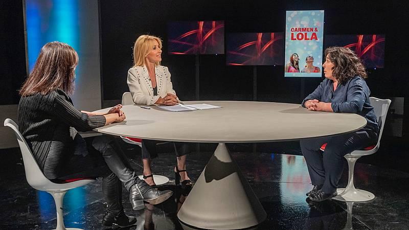 Versión española - Carmen y Lola (coloquio) - ver ahora