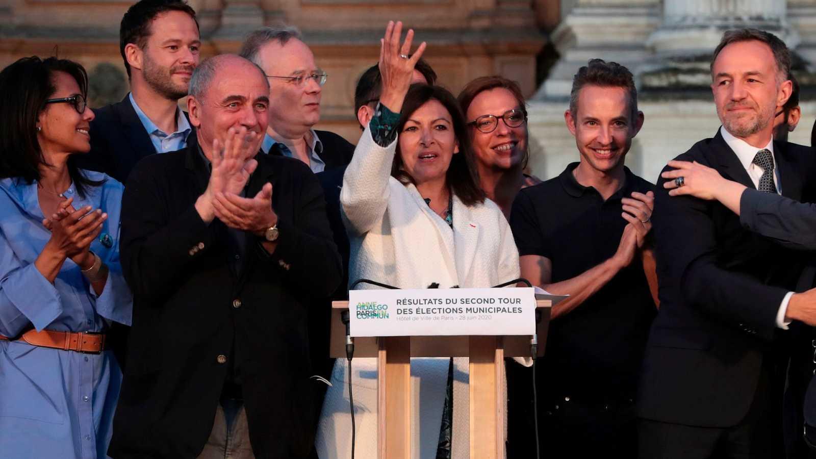 Revés para Macron en unas elecciones municipales marcadas por una abstención histórica