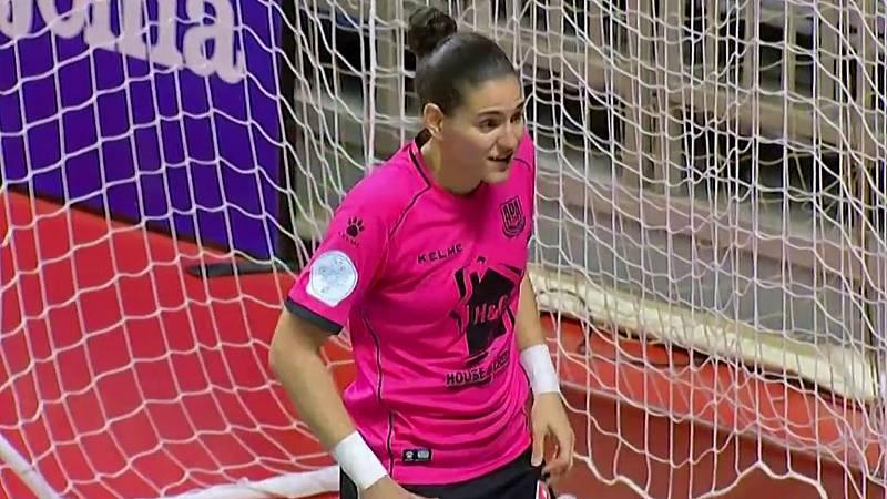 Fútbol Sala - Play off Final Liga femenina. Final: AD Alcorcón FS - Pescados Rubén Burela FS - ver ahora