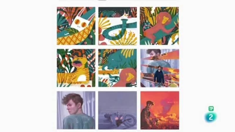 Página Dos - Miniclub - Hugo no puede dormir y La versión de Eric