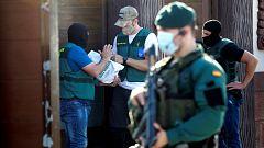 32 detenidos en la mayor operación contra el blanqueo de capitales procedentes del narcotráfico en La Línea, Cádiz