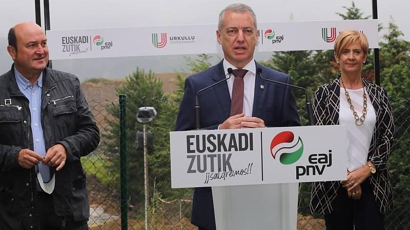 Elecciones vascas 12J: los candidatos se comprometen con la innovación, las pensiones, la transparencia, el empleo y la vivienda