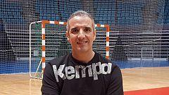 """Toni Gerona, nuevo seleccionador de balonmano de Serbia: """"Es un reto muy atractivo"""""""
